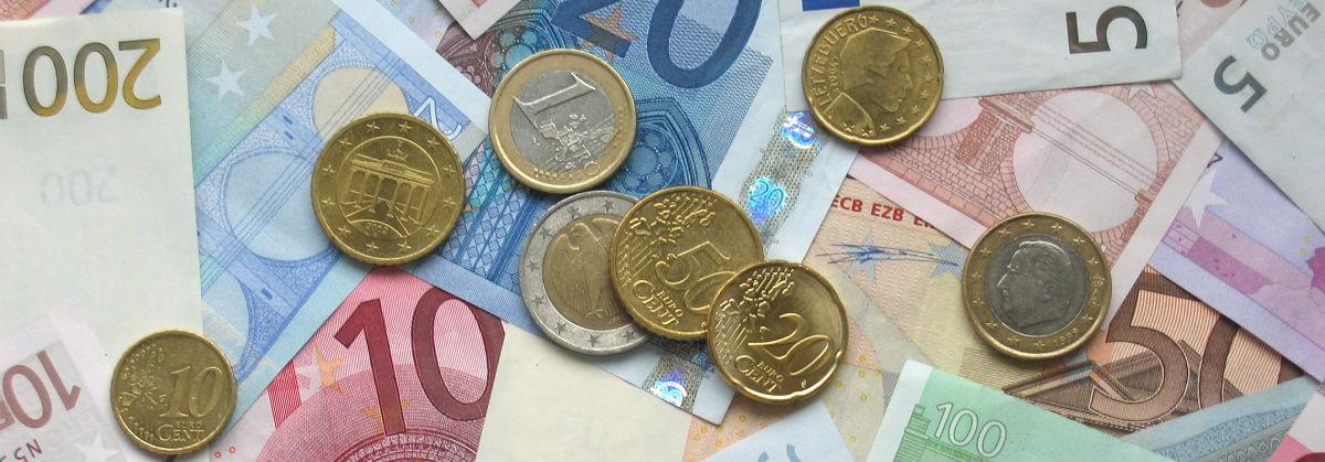 Pengebunke klar til afbudsrejse