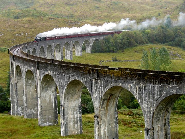 værd at se i skotland